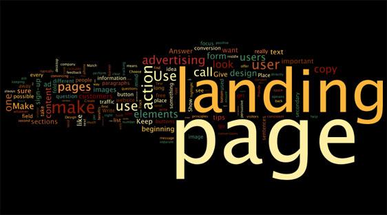 Преимущества использования Landing Page