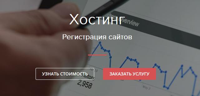 Хостинг сайта